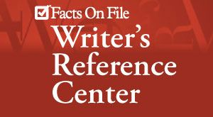 Writers Reference Center