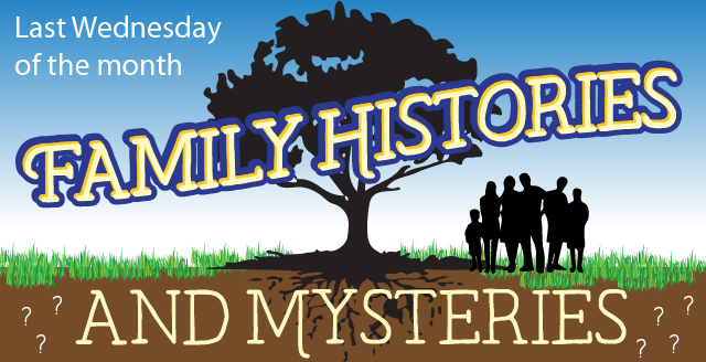 Family Histories And Mysteries